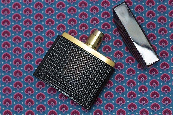 Elizabeth and James Nirvana Bourbon perfume bottle, hard to get in New Zealand! #fragrance #perfume #sephora #elizabethandjames #bourbon
