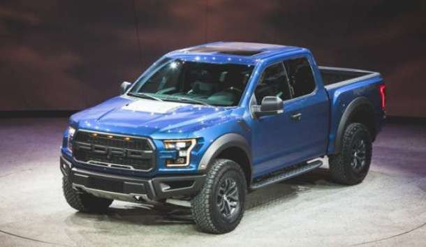 2017 Ford Raptor Price and New Design