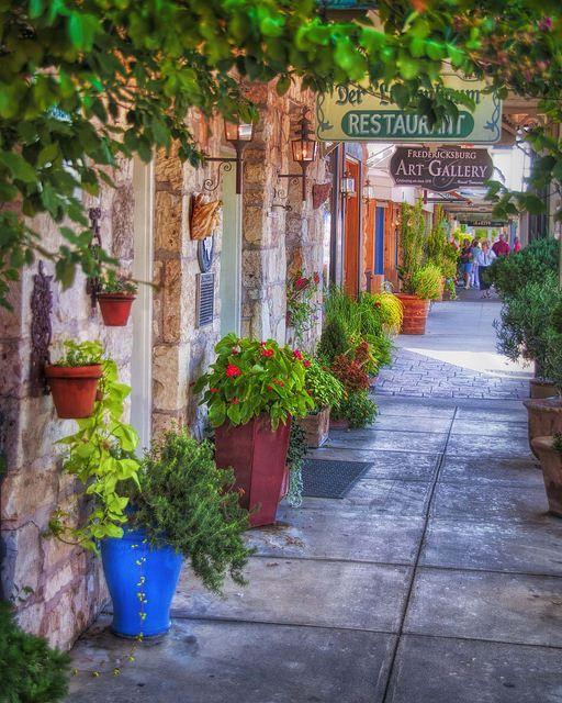 Image result for fredericksburg texas shopping center
