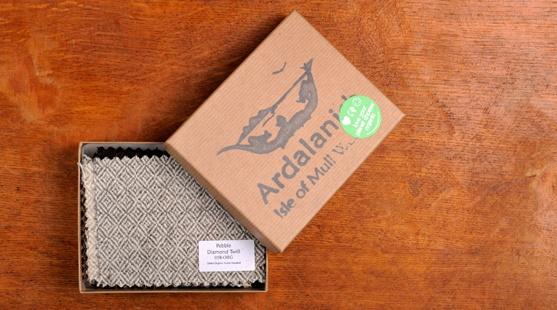 Tweed Swatch Box