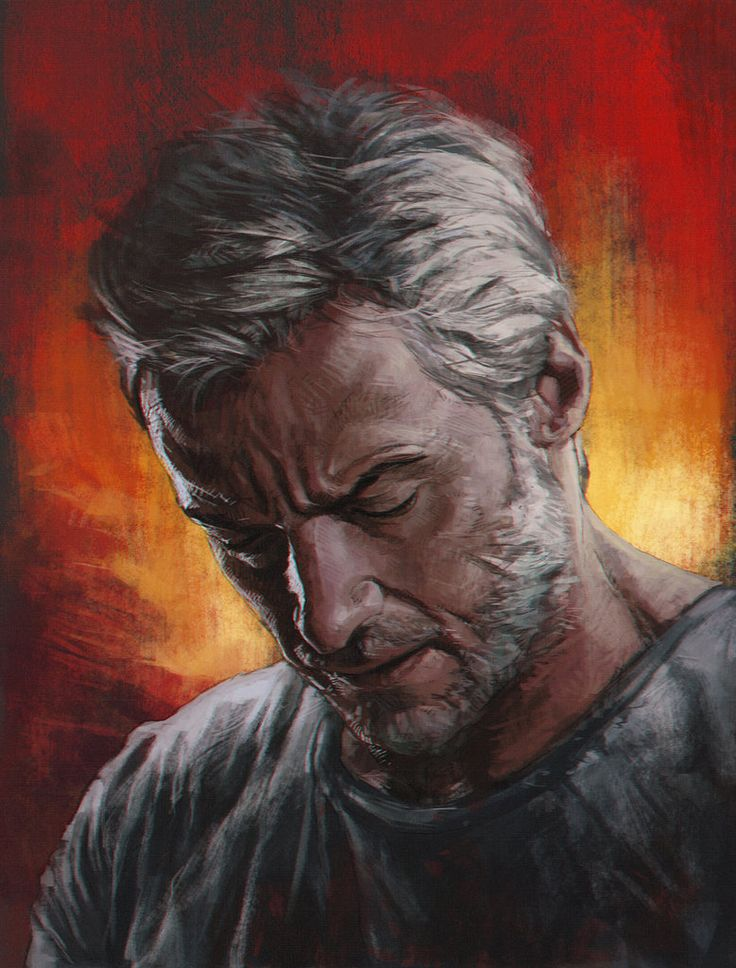 Old Man Logan by PlayfulStevie.deviantart.com on @DeviantArt