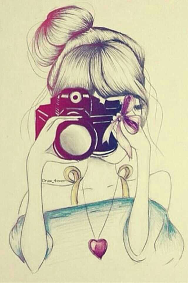 G- Mujer fotógrafa