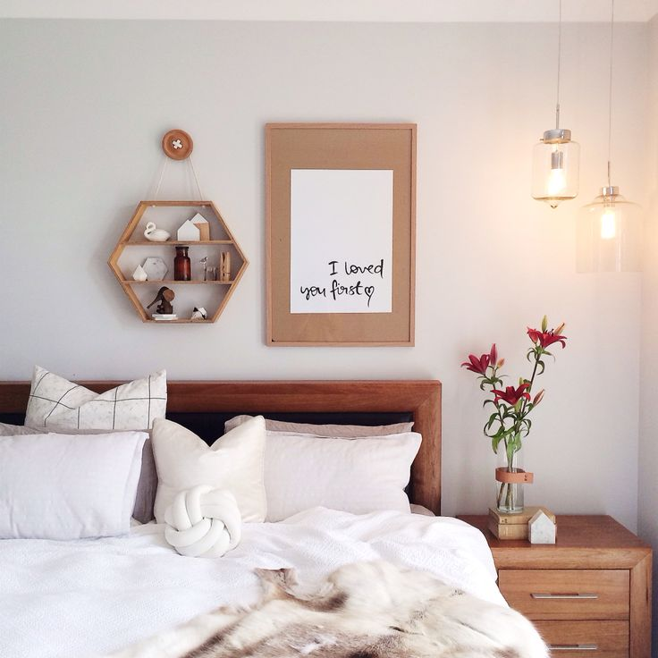Hello bedroom simplicity