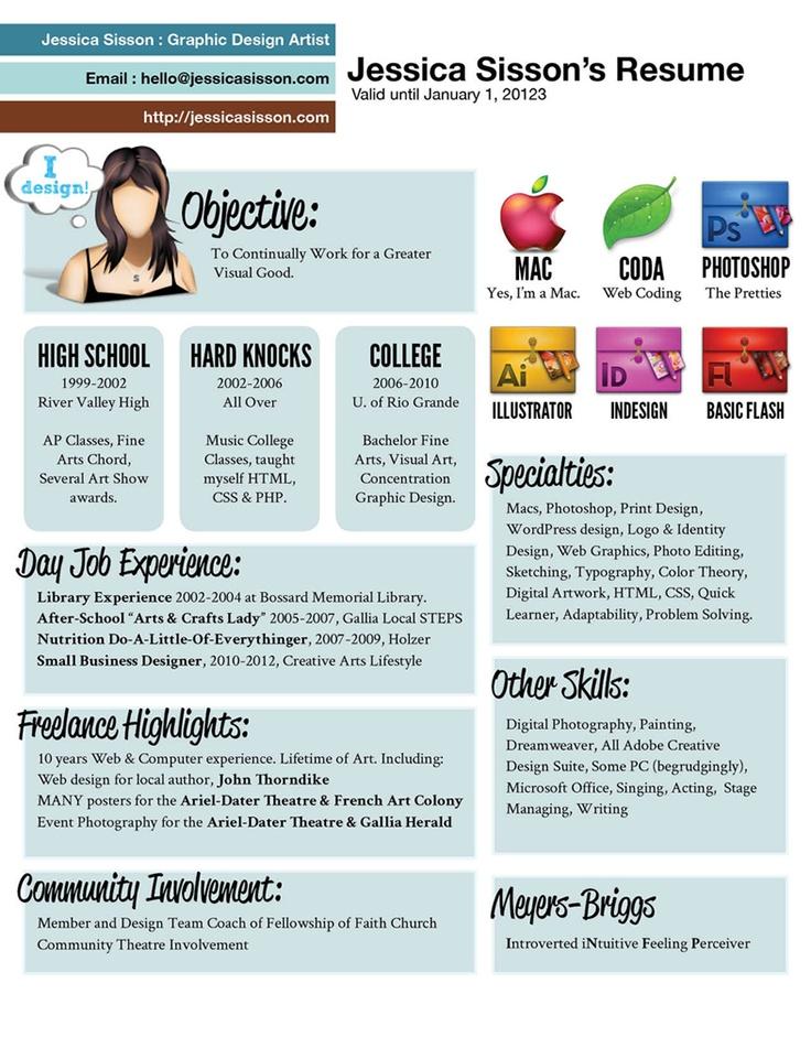 29 best New Resume Designs images on Pinterest Resume design - golf resumes