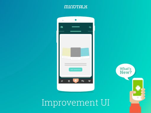Mindtalk Launches New Android Application