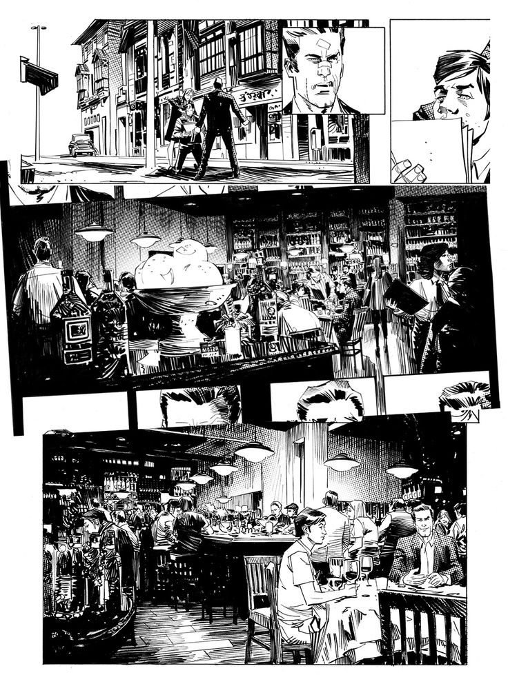 John Tiffany Panel Mash Book 2 by urban-barbarian.deviantart.com on @deviantART