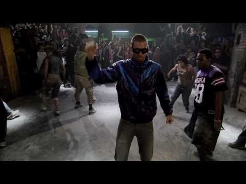 Chadd Smith; from Step Up 3