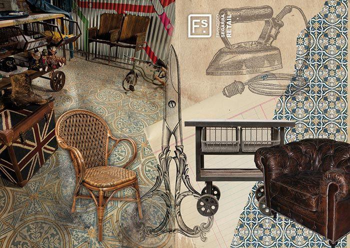 """Colección vintage tiles """"FS by Peronda"""""""