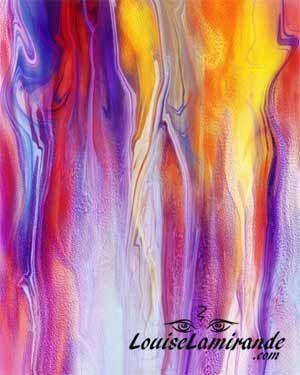 Louise Lamirande - Artiste peintre, numérique et techniques mixtes | MultiPl'Art