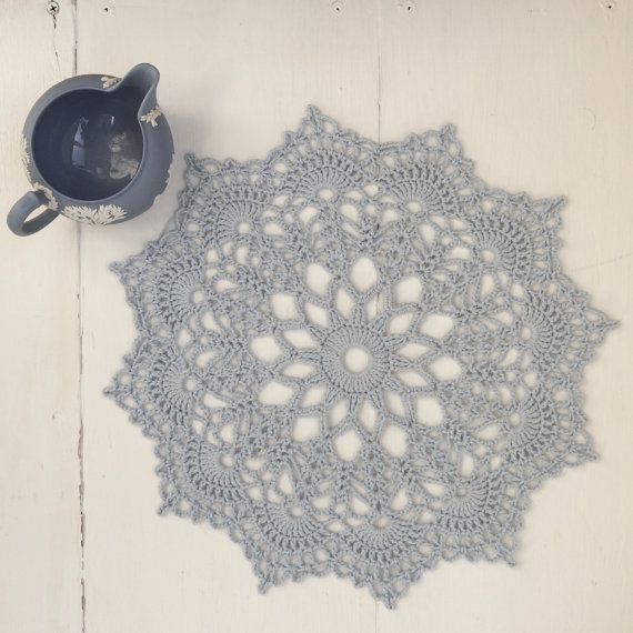 Crochet Tablecloth Tablecenter Doily Home Decor от LaTricoteira