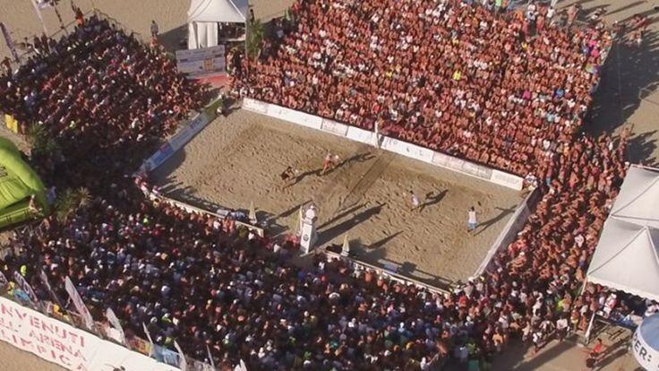 ITF Tennis - #Beach #Tennis  World Championships: return to #Cervia. 1st - 6th August.