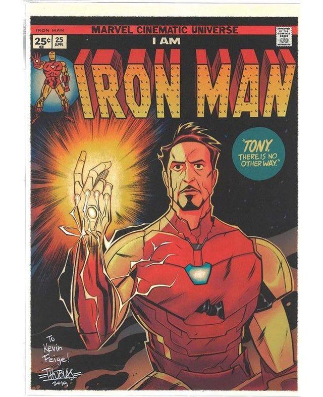 I Am Iron Man By Thobias Daneluz Marvelstudios Iron Man Art Iron Man Comic Marvel Comics Superheroes