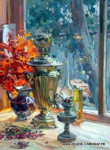 Автор живописи Евгений и Лидия Барановы.