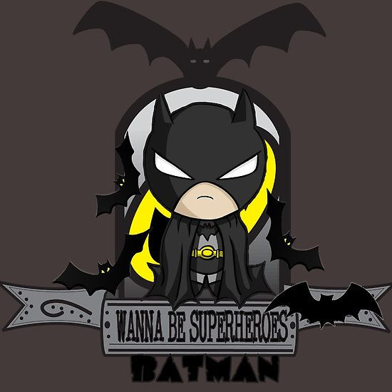 Batman superheroes