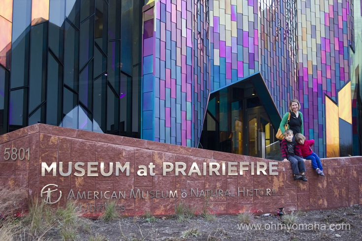 Places to explore in Kansas City (and nearby). Loved the kids area at Museum at Prairiefire in Overland Park, Kansas!