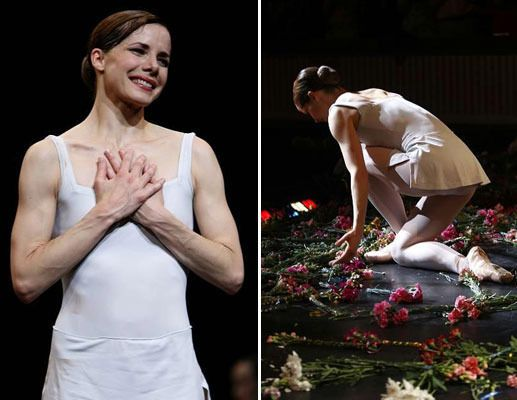 Darcey Bussell the great British ballerina