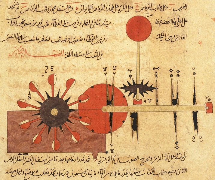arabic manuscript | Planet Open Knowledge Foundation