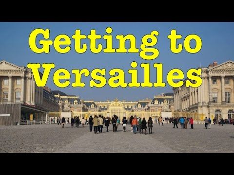 Watch our video to see the easiest and cheapest way to get from Paris to Versailles.
