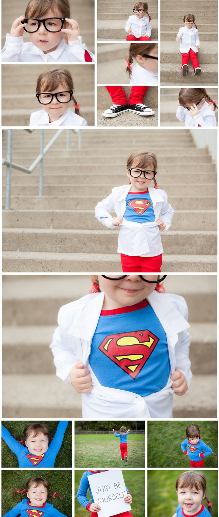 My Supergirl {Personal Project | Victoria, B.C} >> Nicole Israel Photography #supergirl