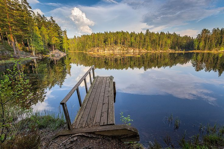 Finland - a Land of Thousand Lakes | Flickr - Photo Sharing!