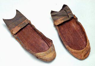 Cipő (Mawangdui) - Hagyomány és múltidéző