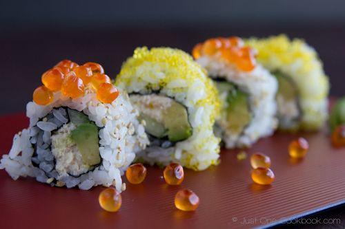 100 sushi recipes for beginners on pinterest sushi for Good beginner fish