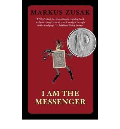 7/10: I am the Messenger - Markus Zusak