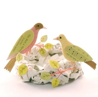 Green Crafting Class – Beautiful Recycled Craft Ideas ... Free Online Crafting Class from Spotted Canary