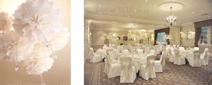 бумажные шары на свадьбу - Поиск в Google