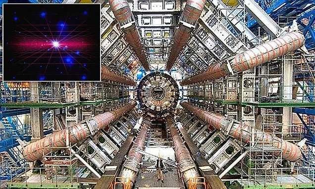 Os Cientistas descobriram um universo paralelo? Recente descoberta no Grande colisor de hádrons pode confirmar ~ Sempre Questione - Notícias alternativas, ufologia, ciência e mais