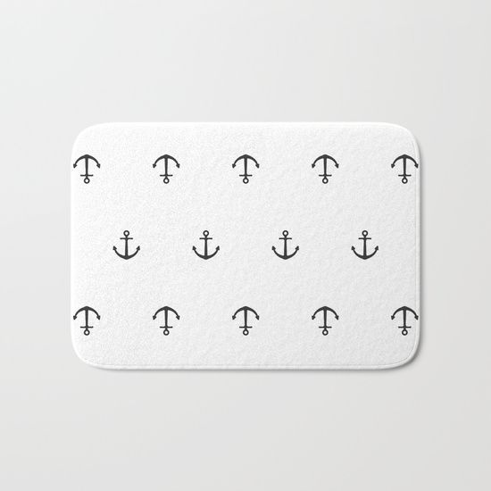 Many stamped black anchors - $23