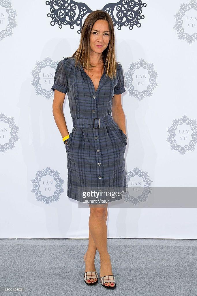 Photo d'actualité : Actress Emmanuelle Boidron attends the Lan Yu...