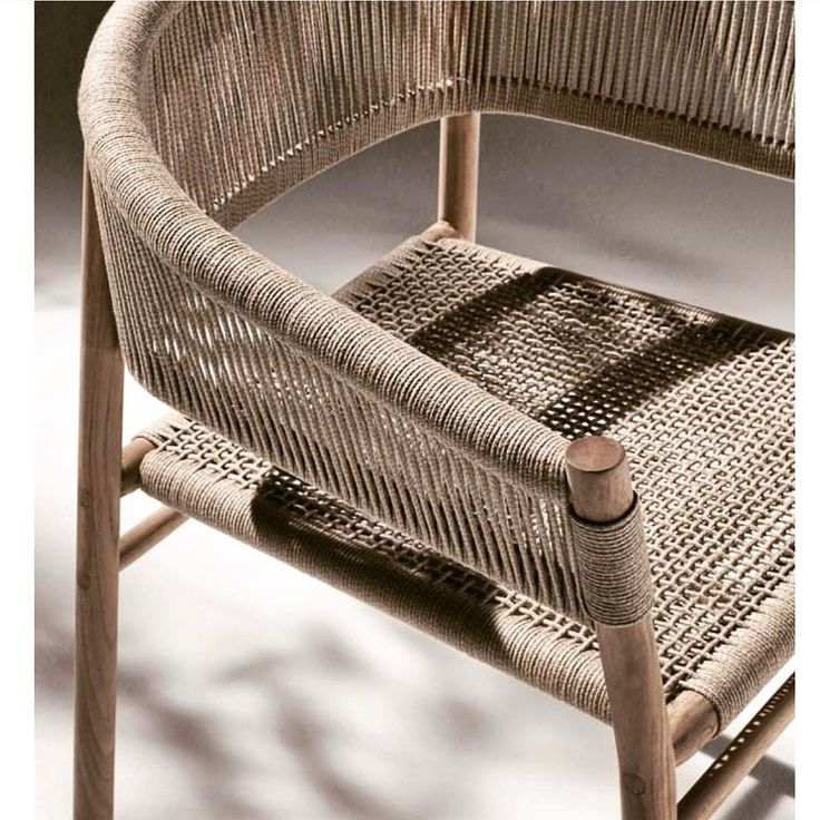 Pin na Wood, wicker, leather, natural design