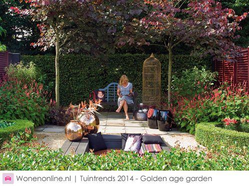 tuintrends small garden designsmall