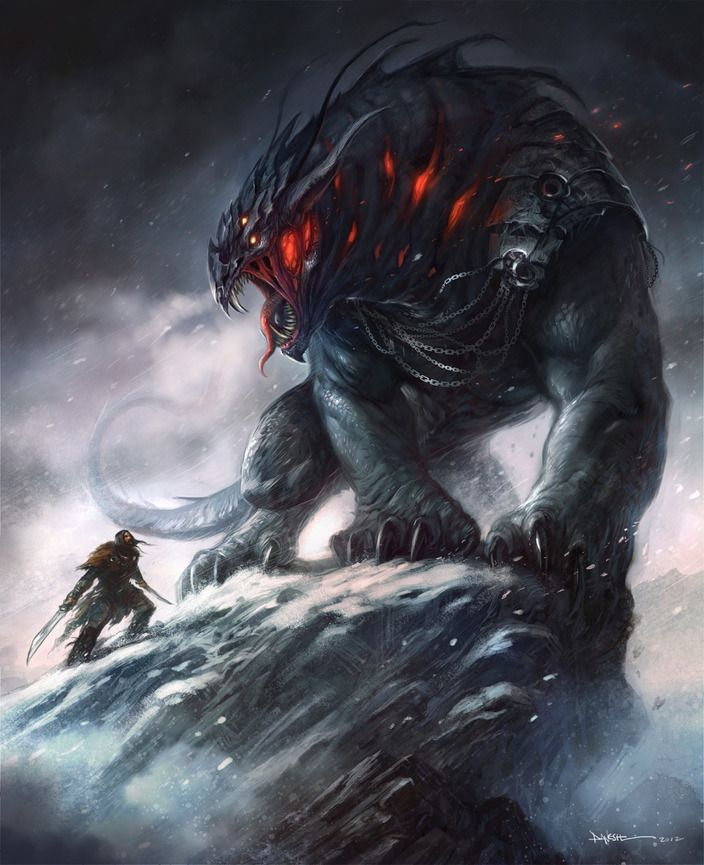 """Dragon Lair"" by Soheil Danesh // CG Hub join us http://pinterest.com/koztar/"