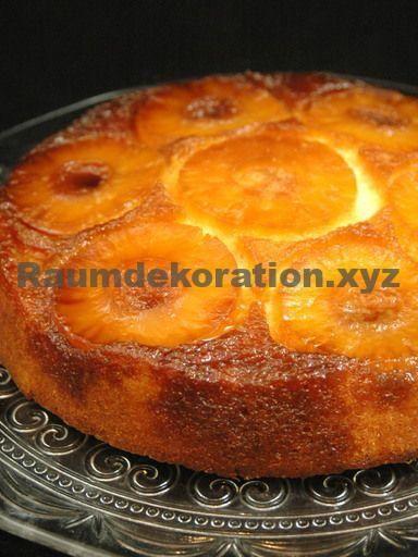 Einfach Ananaskuchen – Pinterest