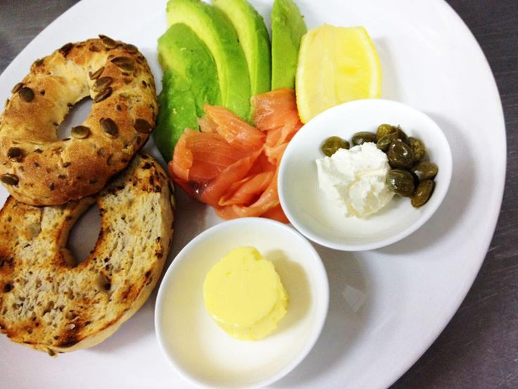 Too late for breakfast? Well then, its time for brunch!! Try  sumptuous breakfast menu which also fit for brunch. Create your own bagel with Deconstructed Salmon Bagel.  ONLY @ Hummingbird Eatery