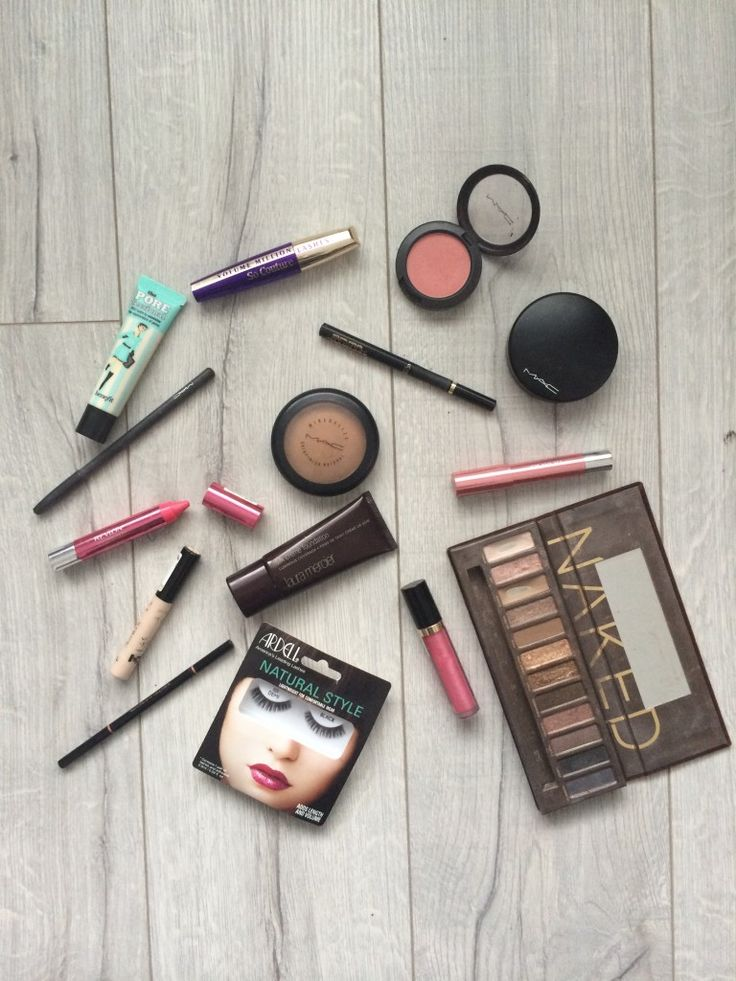 3 College Makeup Looks – The 'Heading Out Later'