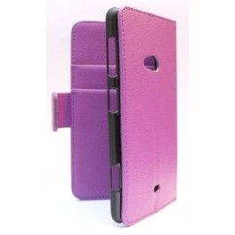 Lumia 625 violetti lompakkokotelo