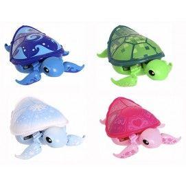 Tortugas Little live pet - Tartaruga nuota e cammina