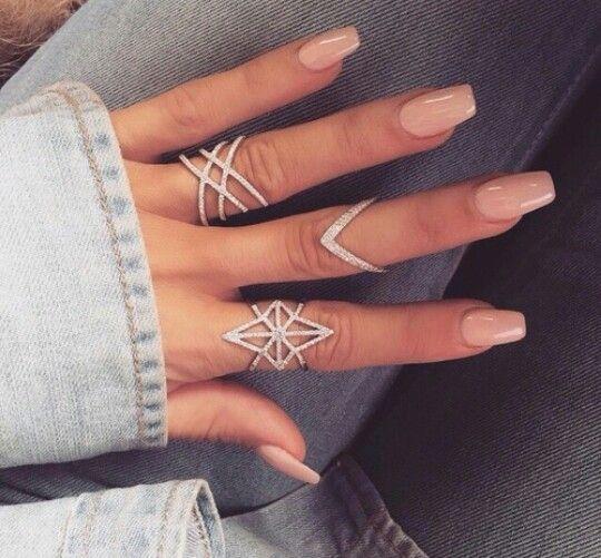 ♡ °•▪ Loveeee these  Rings▪•°