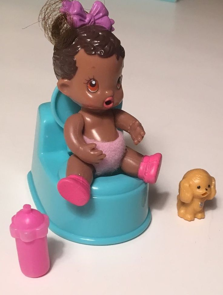 Vintage Toy Potty : Best images about baby buddies kenner on pinterest
