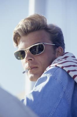 Ropa para hombres con estilo de los años '80