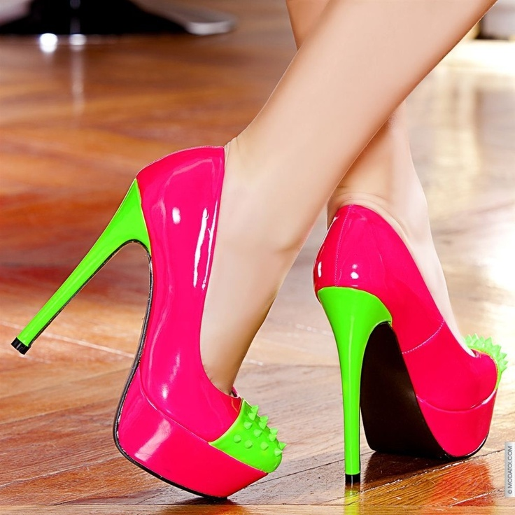 445 best Hot pink heels images on Pinterest | Hot pink heels, Shoe ...