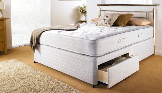 Single Divan beds are very useful and popular choice for children`s bedrooms. They are generally covered in a bright material and have extra storage space built into the base of the bed. Most of the divan beds contain at least two drawers which are sufficiently deep enough to store anything from large bed sheets to bulky books and even extra toys.  http://www.bedguy.co.uk/single-divan-beds