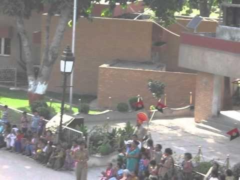Waga Border - Historical tourist spot, Amritswar