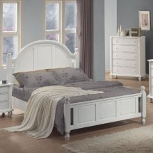 Simple and lovely bed frame