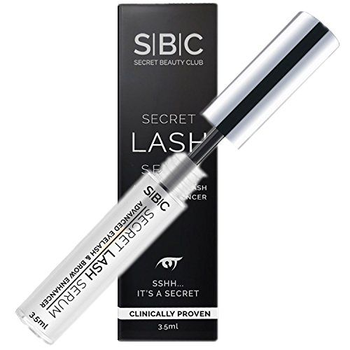 EYELASH SERUM by SECRET BEAUTY CLUB 1 Way to Repair Extension Damage Fast No Need for False Eyelashes Top Enhancing Stimulating Growth Treatment Best for Lashes  Brows -- Find out more about the great product at the image link.
