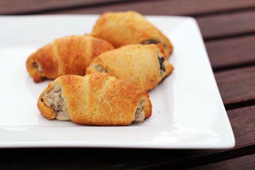 chicken croissants crescents | thisweekfordinner.com