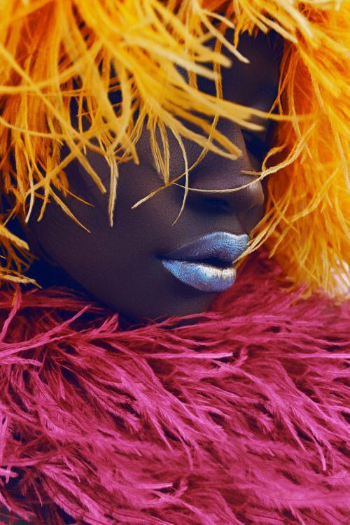 "crystal-black-babes:  "" Ebony Beauty: Fadoum Kane (Senegal) - Black Beauties - Ebony Babes  Ebony Picture Galleries:  Fadoum Kane | Faces | Models | Beach Girls | Lingerie | High Heels | Long Legs | Skinny  """
